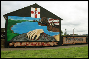red-hand of ulster