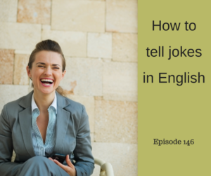 How to tell Jokes in English – AIRC146