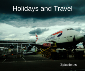 Holidays and Travel – AIRC156
