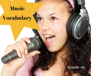 Music Vocabulary – AIRC163