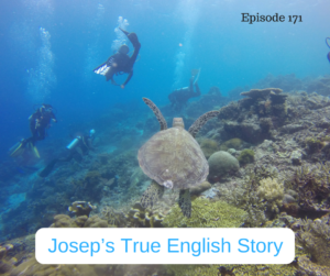 Josep's True English Story