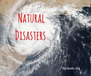 Natural Disasters – AIRC184