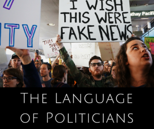 The Language of Politicians – AIRC204