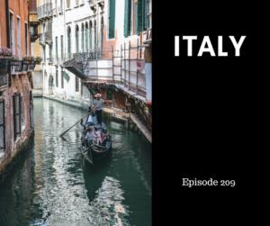 Italy – AIRC209