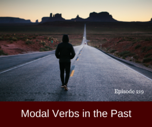Modal Verbs in the Past – AIRC219