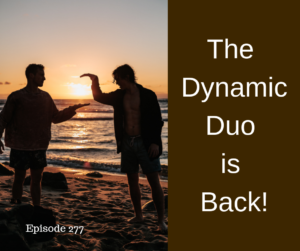 The Dynamic Duo is Back! – AIRC227