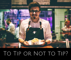 To Tip or Not to Tip – AIRC232