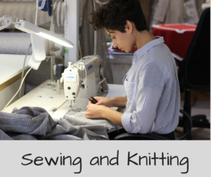 Sewing and Knitting – AIRC239