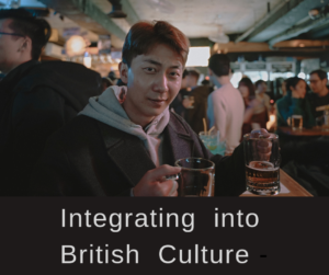 Integrating into British Culture – AIRC263