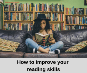 How to improve your reading skills – AIRC280