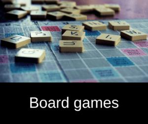 Board Games – AIRC296