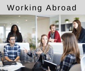 Working abroad – AIRC303