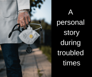 A personal story during troubled times – AIRC308