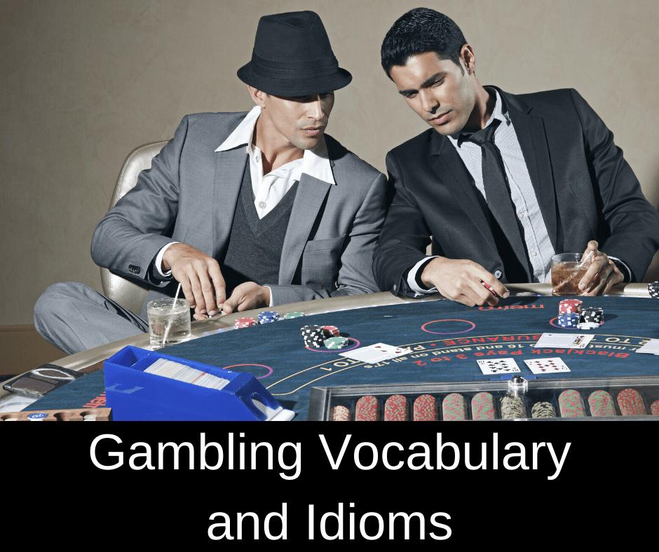Gambling Vocabulary