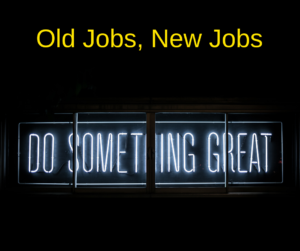 Old Jobs, New Jobs – AIRC321