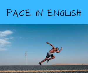 Pace in English – AIRC336