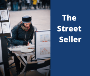 Listening Comprehension – The Street Seller – AIRC351