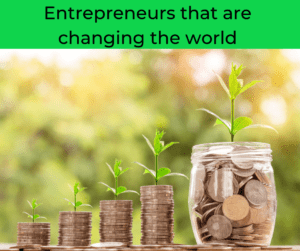 Entrepreneurs that are changing the world – AIRC361