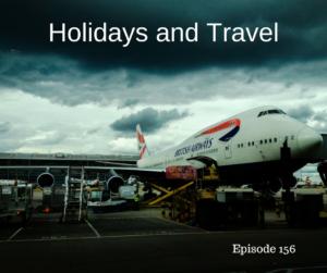 Holidays and Travel – AIRC156