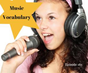 Music Vocabulary – AIRC163