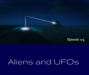 Aliens and UFOs – AIRC174