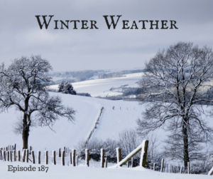 Winter Weather – AIRC187