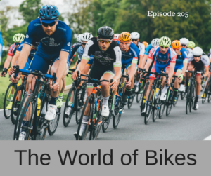 The World of Bikes – AIRC205