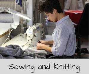 Sewing and Knitting – AIRC239