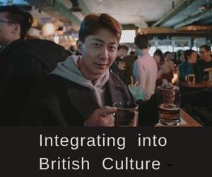 Integrating into British Culture – AIRC263