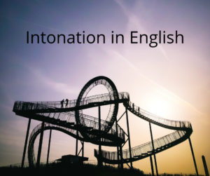 Intonation in English – AIRC268