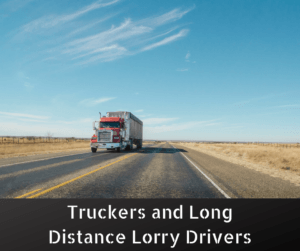 Truckers and Long Distance Lorry Drivers – AIRC283