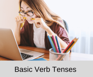 Basic Verb Tense Review: present simple, present continuous, present perfect, past simple, going to – AIRC287