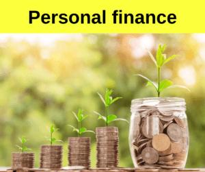 Personal Finance – AIRC297
