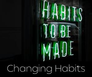 Changing Habits – AIRC350