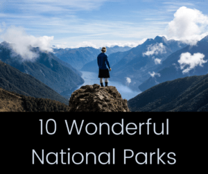 10 National parks we'd like to visit – AIRC378