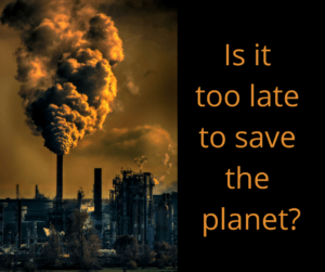 Is it too late to save the planet? – AIRC387